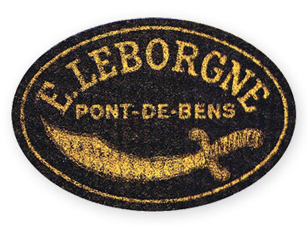 Ancien logo Leborgne