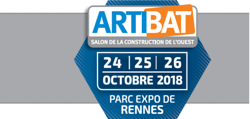 Salon ARTIBAT : Du 24 au 26 Octobre 2018