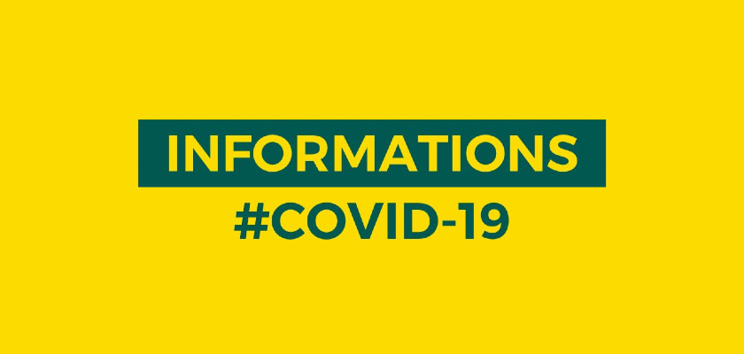 INFORMATIONS COVID-2019